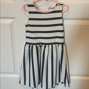 H&M stripped dress